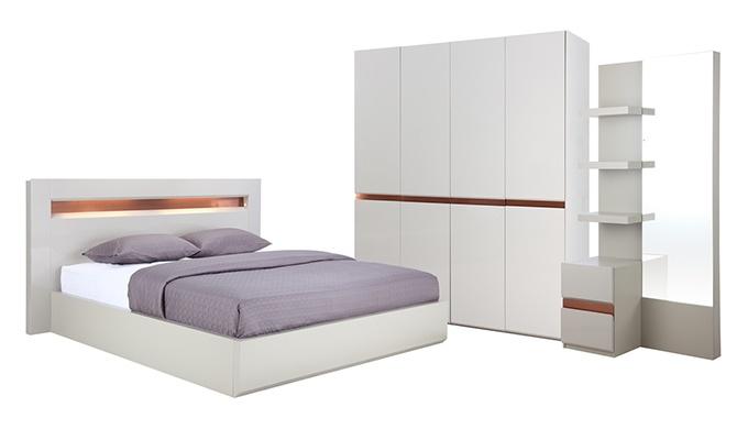 เปลี่ยนค่ำคืนการพักผ่อนเป็นพักร้อนตลอดปี ด้วยไอเดียจัดห้องนอนสุดคูลจาก อินเด็กซ์ ลิฟวิ่งมอลล์